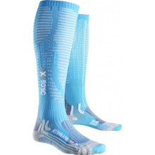 X-Socks Laufsocke Effektor XBS Competition türkis Damen (Weite S)