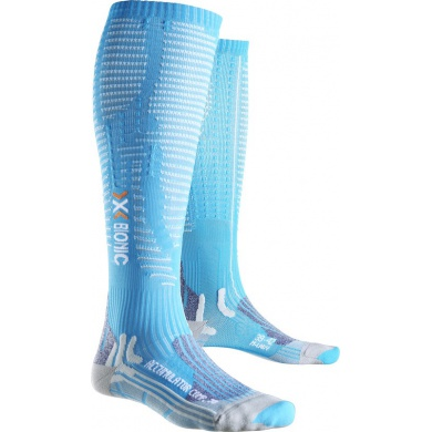 X-Socks Laufsocke Effektor XBS Competition türkis Damen (Weite M)