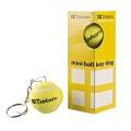Tretorn Schlüsselanhänger Tennisball 3er