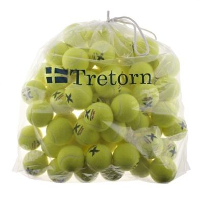 Tretorn X Trainer Trainingsball gelb 72er im Polybag