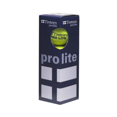 Tretorn Pro Lite Trainingsbälle gelb 3er