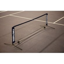 Tretorn Netz Tennis 3,6 Meter navy