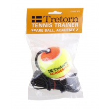 Tretorn Tennistrainer Ball orange + Schnur