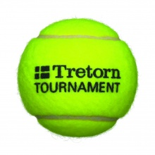 Tretorn Tournament Tennisbälle 4er