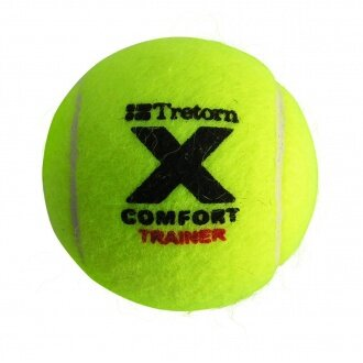 Tretorn X Comfort Trainer Trainingsball gelb einzeln