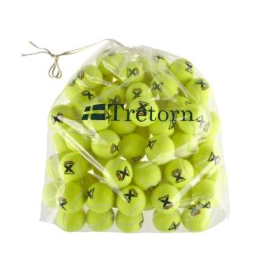 Tretorn X Comfort Trainer Trainingsball gelb 72er Bag