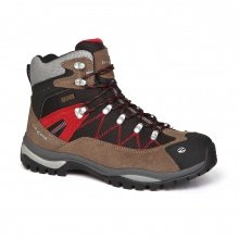 Trezeta Adventure WP braun/rot Outdoorschuhe Herren