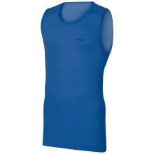 Odlo Singlet Evolution X-Light crew neck blau Herren