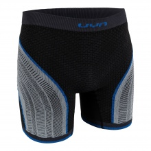 UYN Alpha Short Running 2019 charcoal/blau Herren