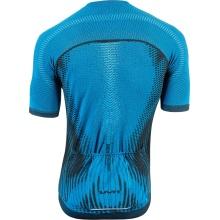 UYN Activyon Kurzarmshirt Biking 2019 blau Herren