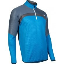 UYN Athlesyon Sweatshirt 1/2 Zip Stretch 2019 blau Herren