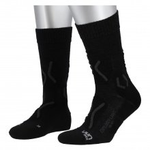 UYN Trekkingsocke Explorer Light charcoal Herren 1er