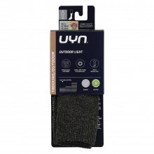 UYN Trekkingsocke Outdoor Light braun Herren 1er
