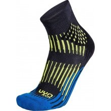 UYN Laufsocke Shockwave Ankle 2019 anthrazit Herren 1er