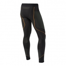 UYN Evolutyon Pant charcoal/grün/orange Herren