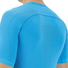UYN Funktions-Kurzarmshirt Energyon enganliegend Unterwäsche blau Herren