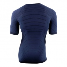 UYN Funktions-Kurzarmshirt Motyon 2.0 enanliegend Unterwäsche blau Herren