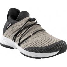 UYN Free Flow Tune (Merinowolle/Knit) sandbraun/grau Sneaker-Laufschuhe Herren