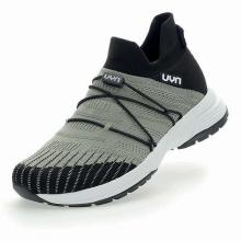UYN Free Flow Tune (Merinowolle/Knit) beige Sneaker-Laufschuhe Damen
