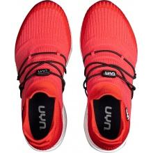 UYN Free Flow Tune (Merinowolle/Knit) pink Sneaker-Laufschuhe Damen