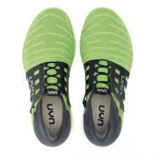 UYN 3D Ribs Tune (Natex) lime/charcoalgrau Sneaker-Laufschuhe Herren