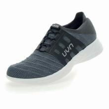 UYN 3D Ribs Tune (Natex) grau meliert Sneaker-Laufschuhe Herren