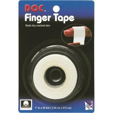 Unique Fingerschutz Tape weiss Breite 2,54cm - Rolle 9,4m -