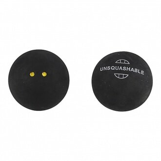 Unsquashable Squashball (2 Punkt) einzeln