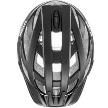 uvex Fahrradhelm i-vo cc schwarz-matt
