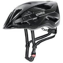 uvex Fahrradhelm city Active schwarz