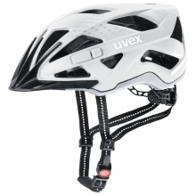 uvex Fahrradhelm city Active weiss