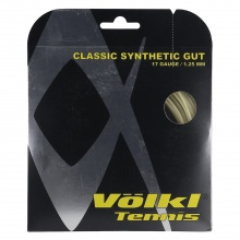 Völkl Classic Synthetic Gut natur Tennissaite