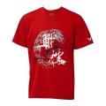 Victor T-Shirt T-4016D rot Herren
