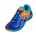 Victor AS 36W blau/orange Indoorschuhe Herren