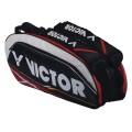 Victor Racketbag schwarz 12er