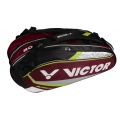 Victor Racketbag BR9307D Multi burgund 16er
