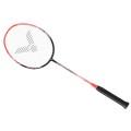 Victor Brave Sword 1500 I 2017 neonrot Badmintonschläger - besaitet -