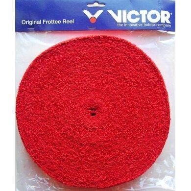 Victor Frottee Grip rot 12 Meter Rolle