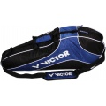 Victor Racketbag 9074 blau 6er