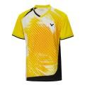 Victor T-Shirt T-4005E gelb Herren