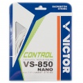 Victor VS 850 Nano Control weiss Badmintonsaite