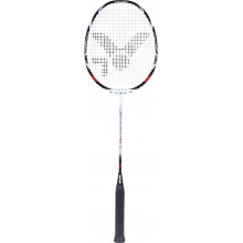 Victor Light Fighter 7400 weiss/rot Badmintonschläger - besaitet -