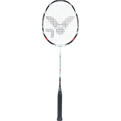 Victor Light Fighter 7400 weiss/rot Badmintonschläger - besaitet -