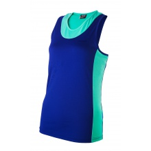 Head Tank Ellipse blau Damen