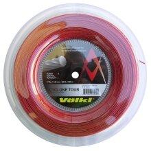 Völkl Cyclone Tour (Haltbarkeit+Spin) Tennissaite 200m Rolle