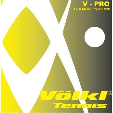 Völkl V Pro gelb Tennissaite