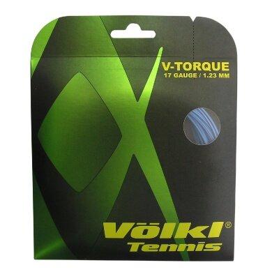 Völkl V Torque blau Tennissaite