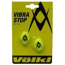 Völkl Schwingungsdämpfer Vibrastop gelb 2er