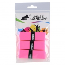 WeissCannon Thin and Tacky Overgrip 3er pink