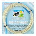 WeissCannon Tennissaite MatchPower weiss 12m Set